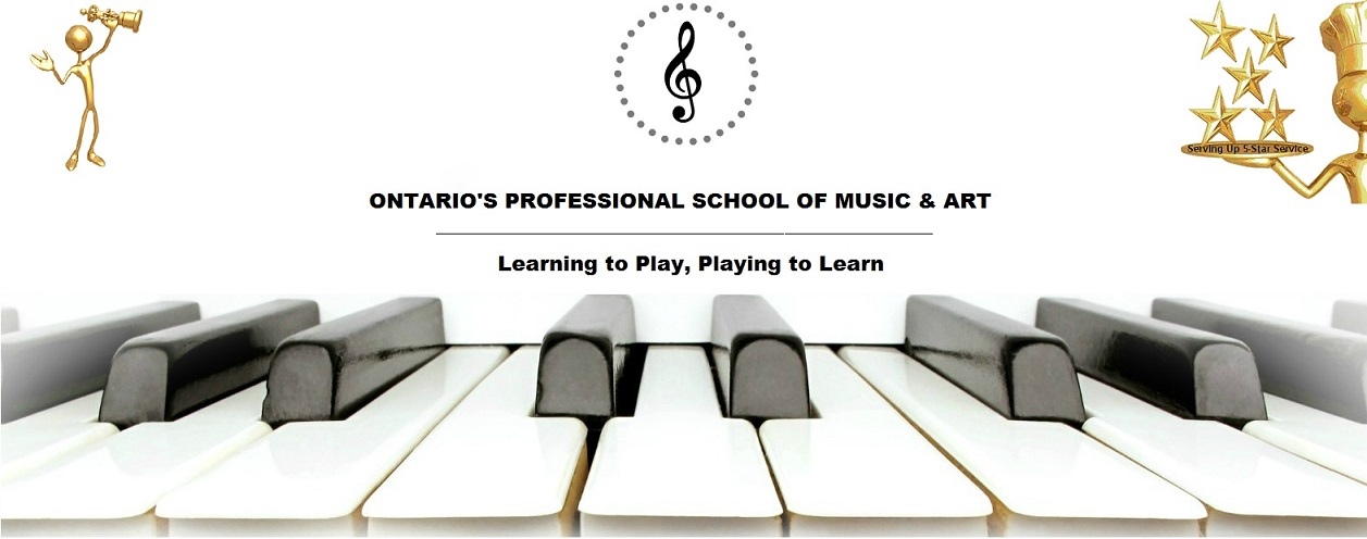 Music School Mississauga - #1 Rated Music Lessons in Mississauga